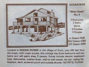 Twiddy home listing 1985