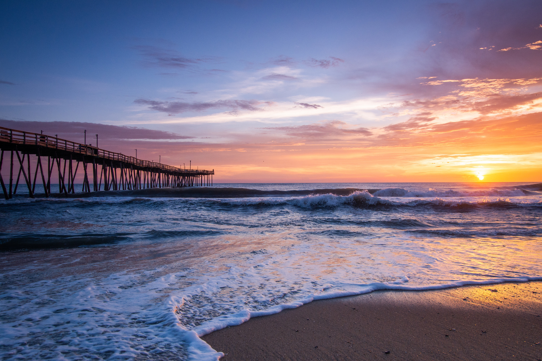 Top 5 Things to do this Fall in the Outer Banks