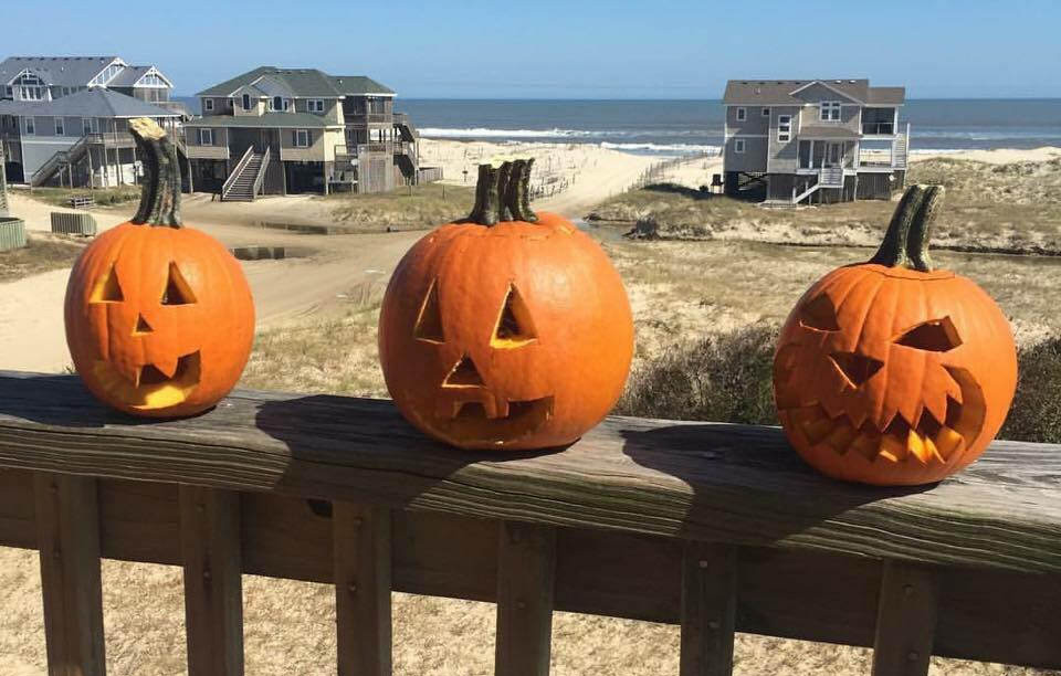 2018's Best OBX Halloween Celebrations