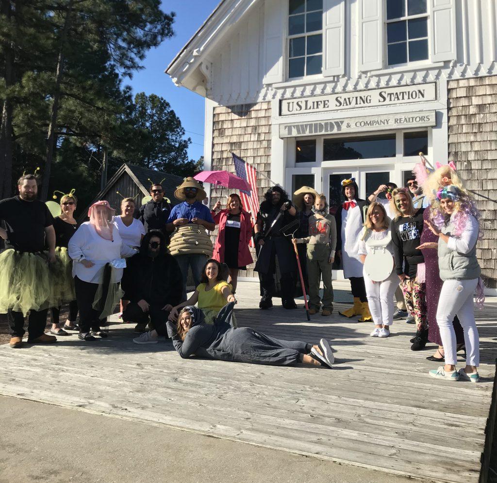 Corolla Halloween Costumes
