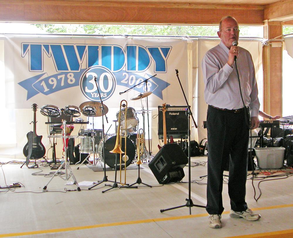 Founder Doug Twiddy