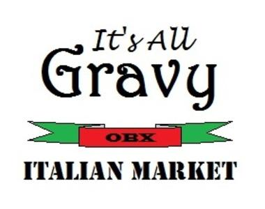 It's all gravy italian market logo
