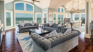 E215 Living area ocean view