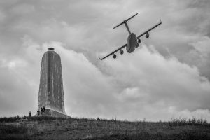 Wright Brothers Memorial Flyover