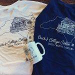 Duck's Cottage T-shirt