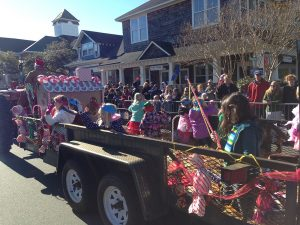 Manteo Christmas Parade