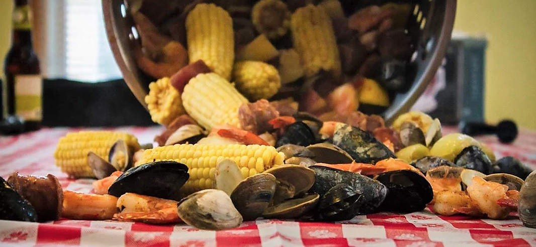 Outer Banks Boil Company Seafood
