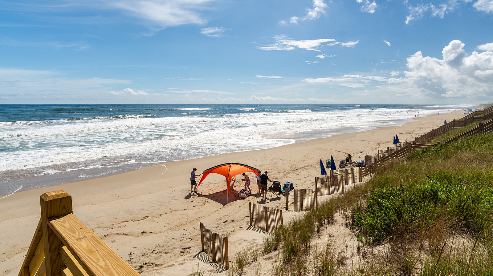 Why You Should Visit the Outer Banks in July