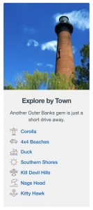 explore by town