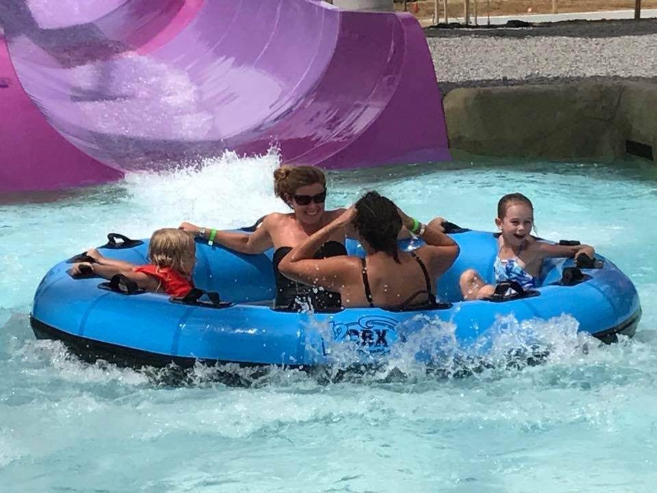 Make a Splash at H2OBX Waterpark!