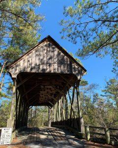 Kitty Hawk Covered Bridge