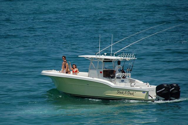 Oregon Inlet Boat