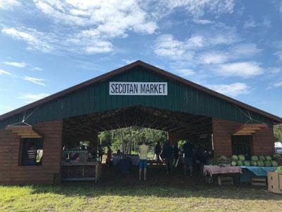 Secotan Markets