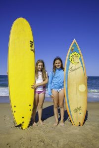 kitty hawk surfers