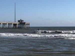 surf jennette's pier