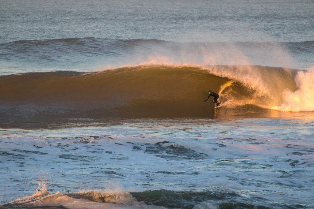 surf barrel