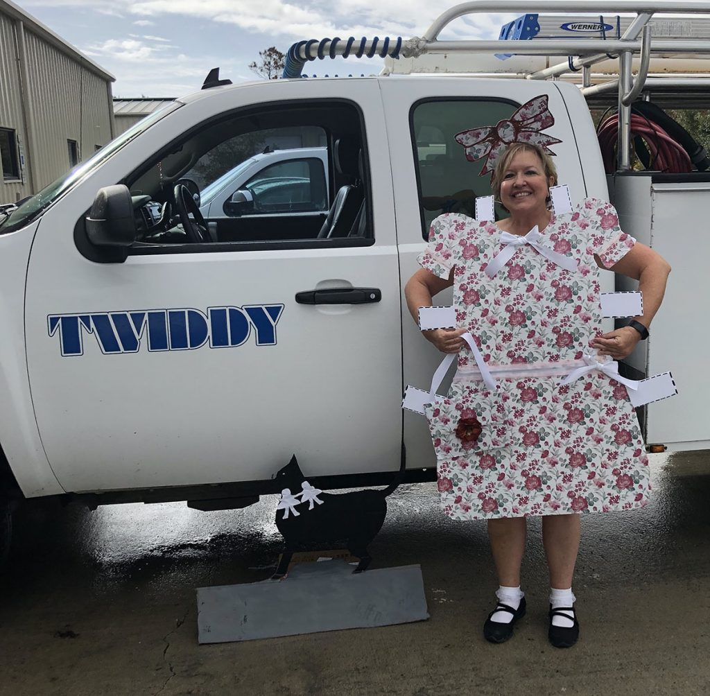 Twiddy Logistics Halloween 2019