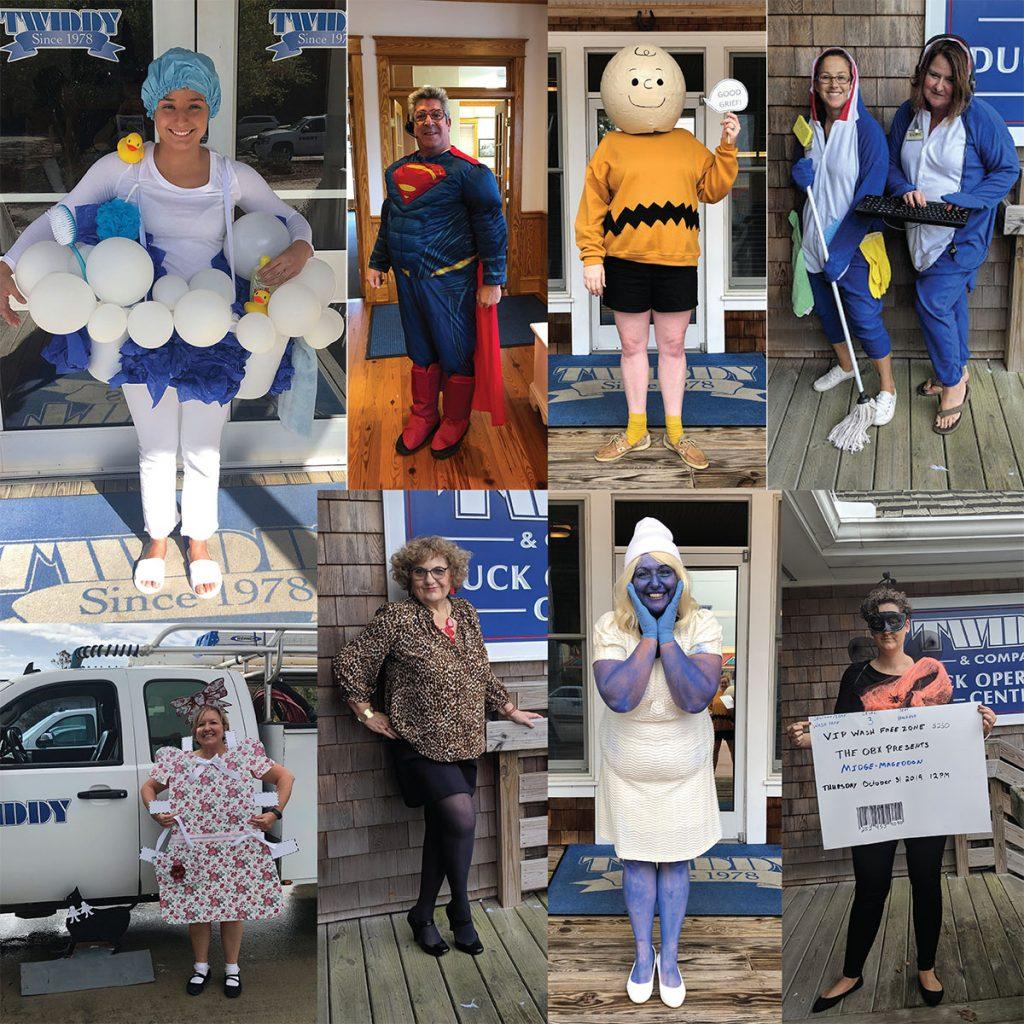 Twiddy Halloween Costumes