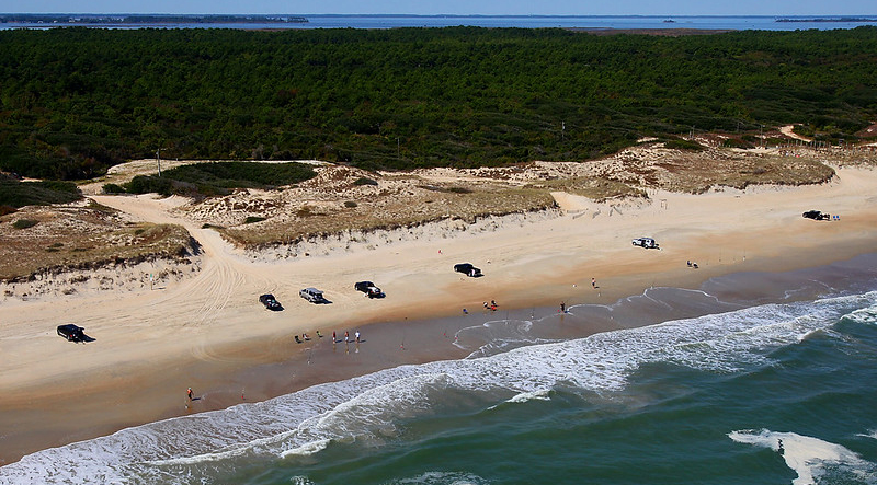 4x4 beach parking