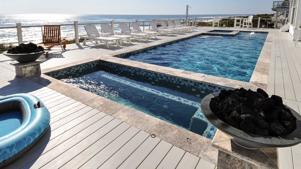 E228 Pool Area Ocean View