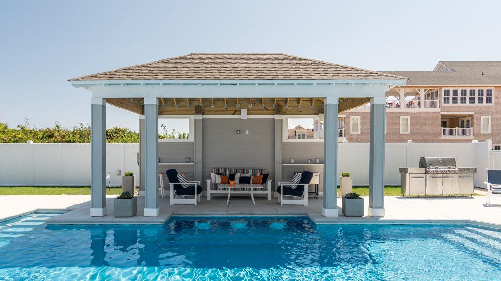 EC4 Pool Cabana