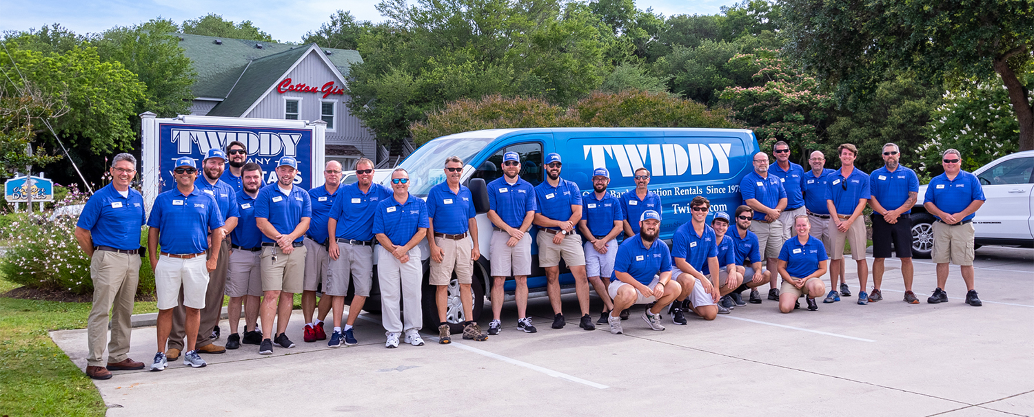 Every Company is Built For Something: Twiddy & Company's Purpose