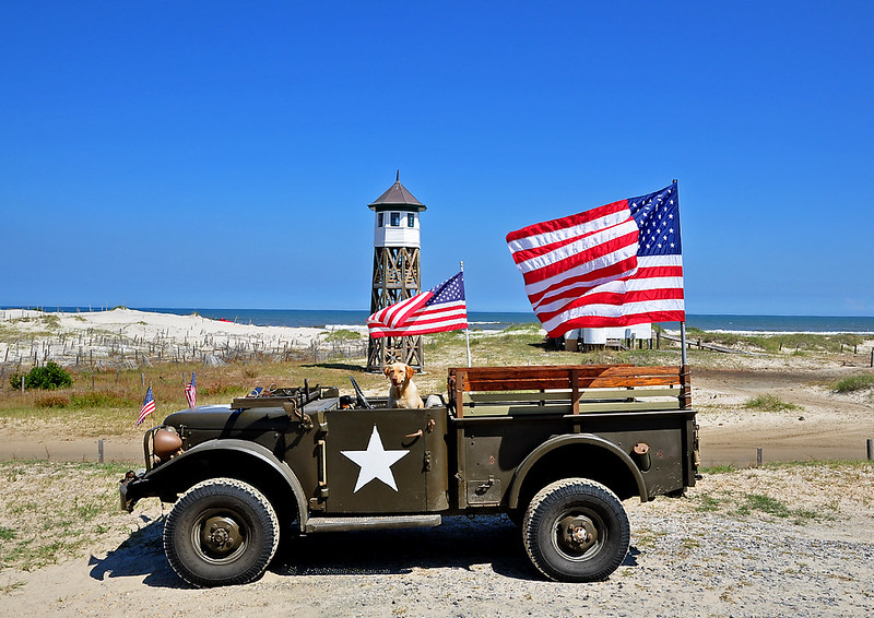 4th of July on the OBX – Where and When to Celebrate Independence Day