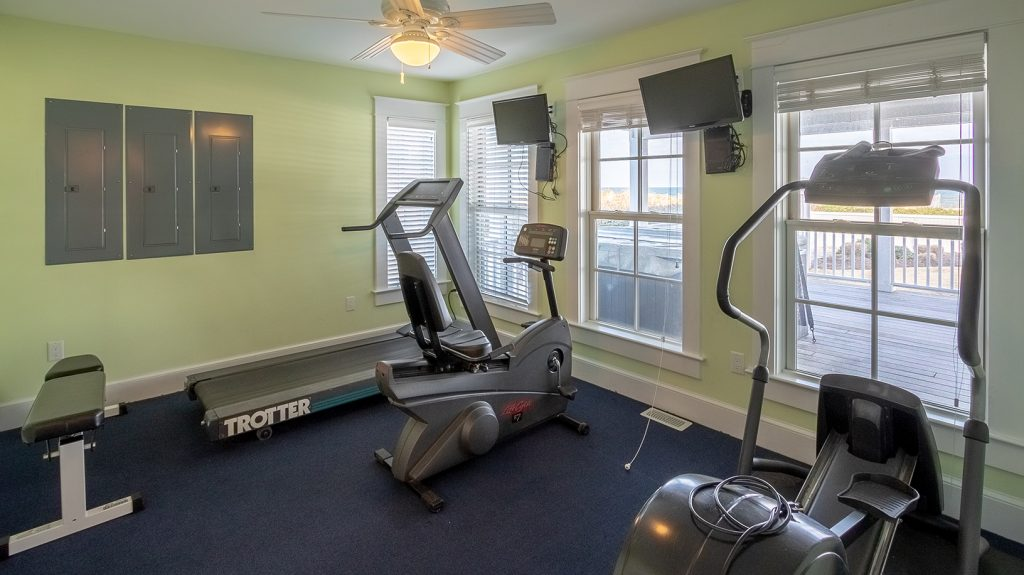 B643 Exercise Room