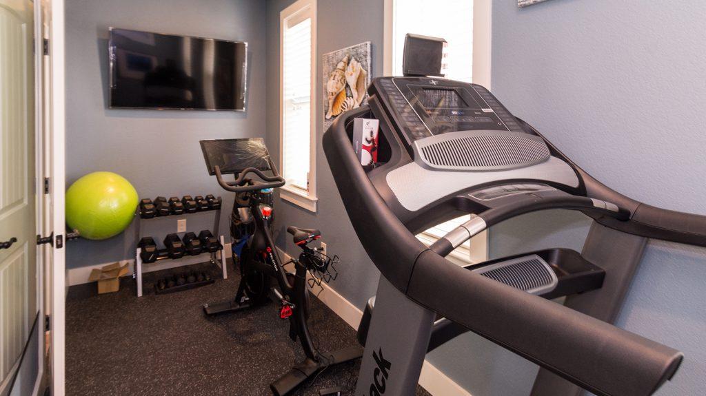 EC3 Exercise Room