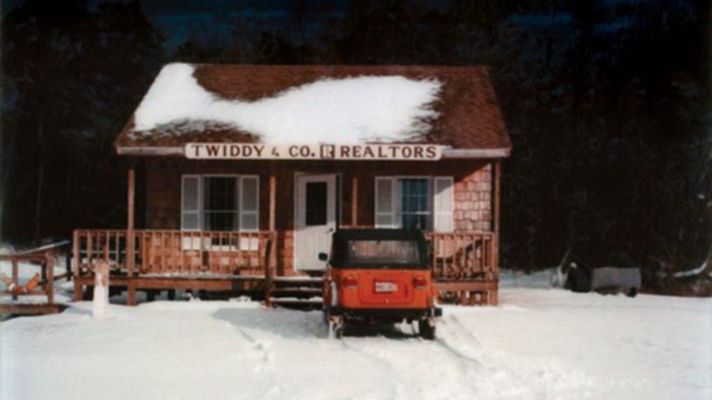 Twiddy Office 1978