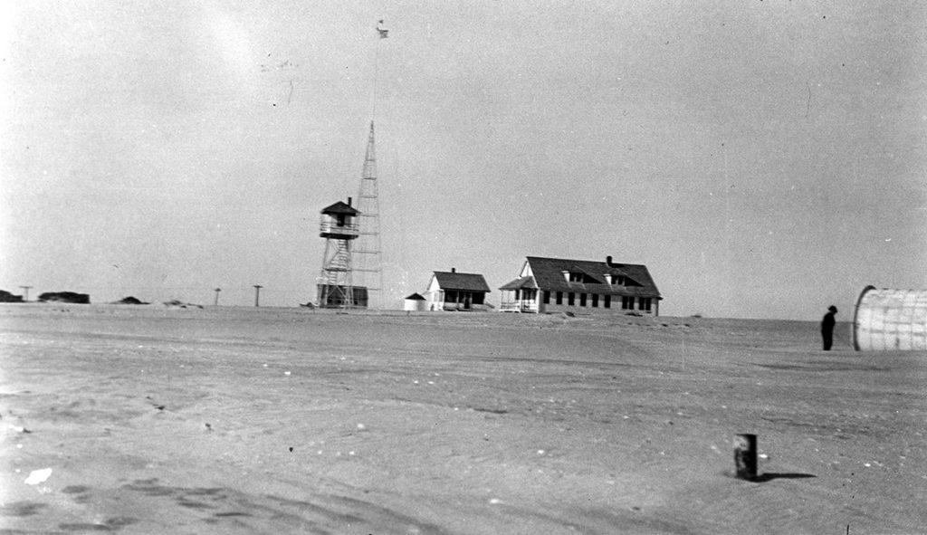 Pea Island Station 1935