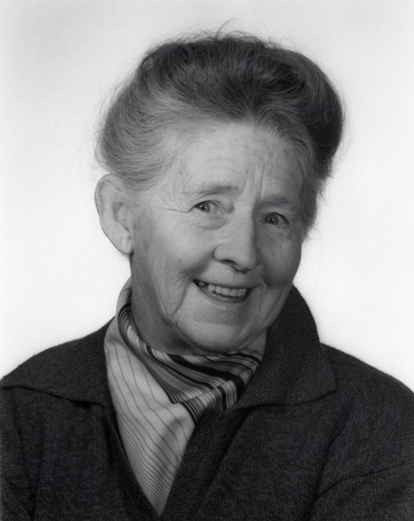 Cora Mae Basnight