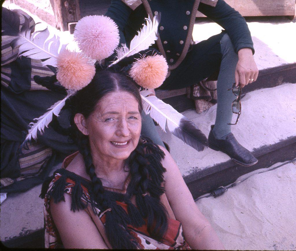 Cora Mae as Agona