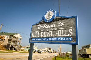 Welcome to Kill Devil Hills