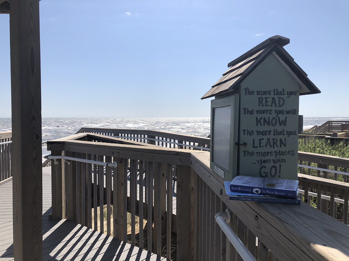 Kill Devil Hills Little Free Library