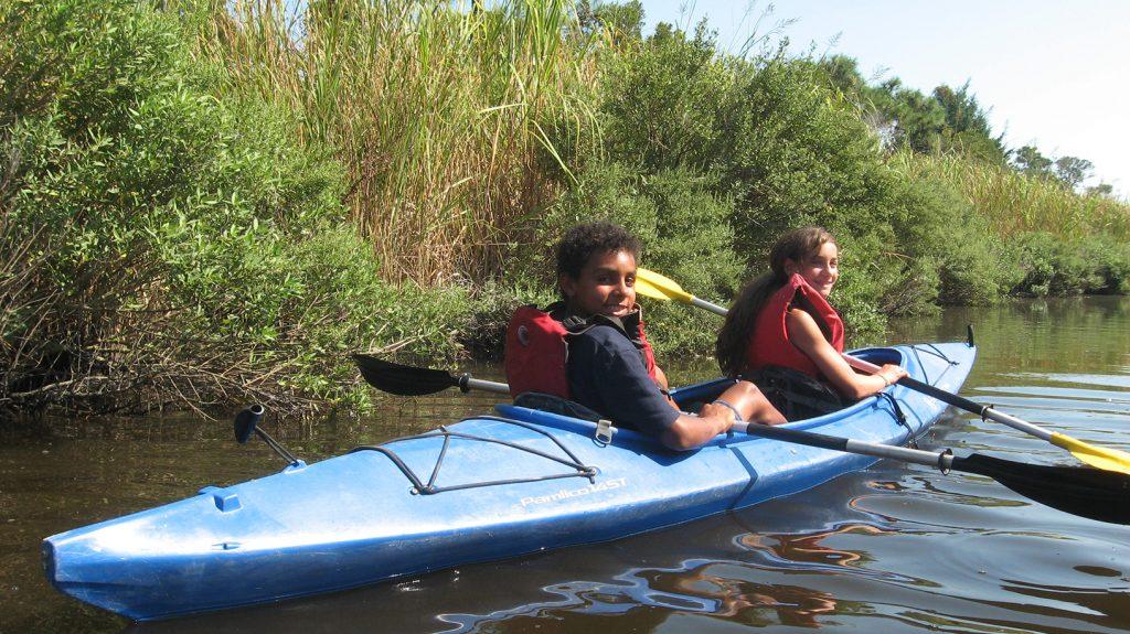Kitty Hawk Woods Kayak