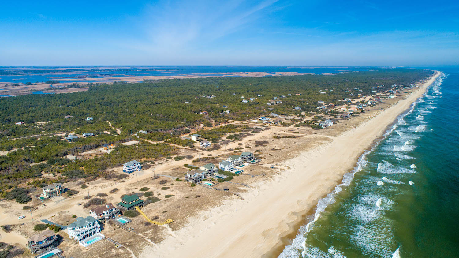 Plan your 2021 OBX Beach Vacation today!