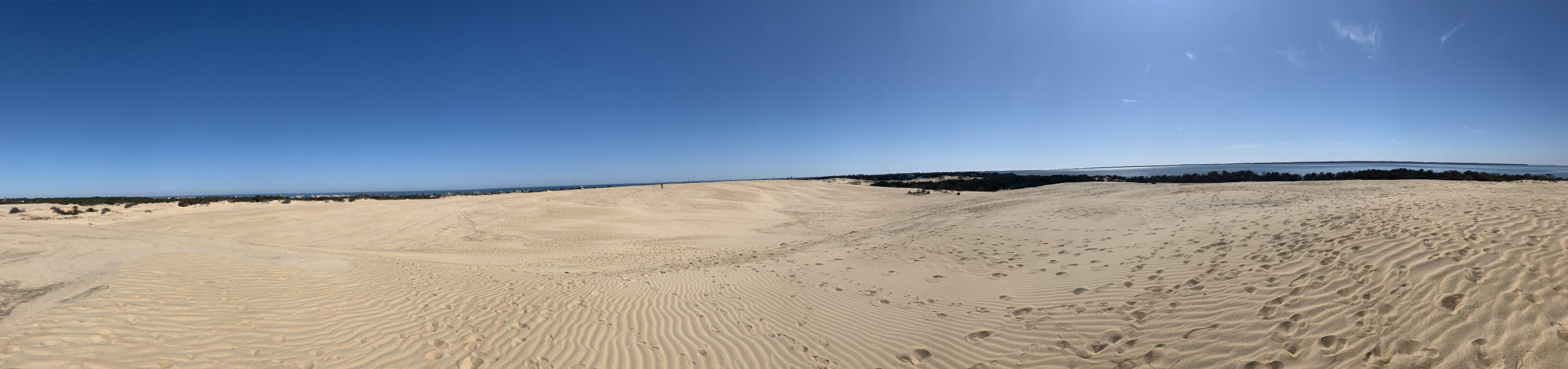 Visiting Jockey's Ridge State Park