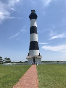 OBX Lighthouses - Bodie Island Lighthouse
