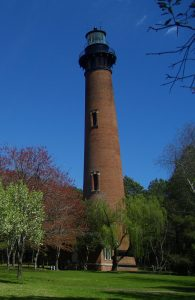 OBX Lighthouses - Currituck Beach Lighthouse