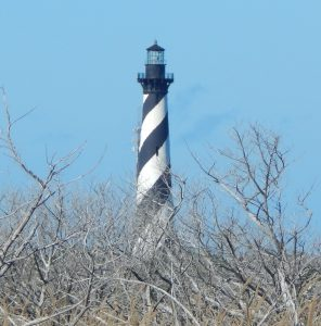 OBX Lighthouses - Cape Hatteras Lighthouse