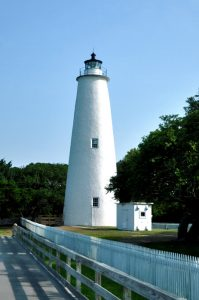 OBX Lighthouses - Ocracoke Lighthouse