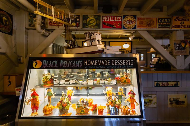 Black Pelican desserts