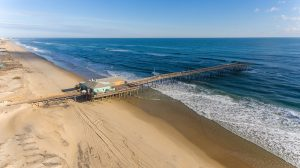Nags Head aerial view for off-season visit