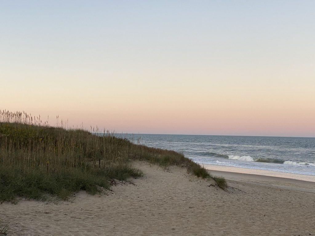 Becky Beach Sunset