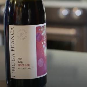Lingua Franca wine