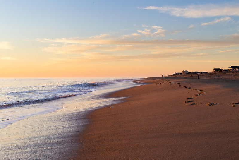 obx conservation - leave only footprints