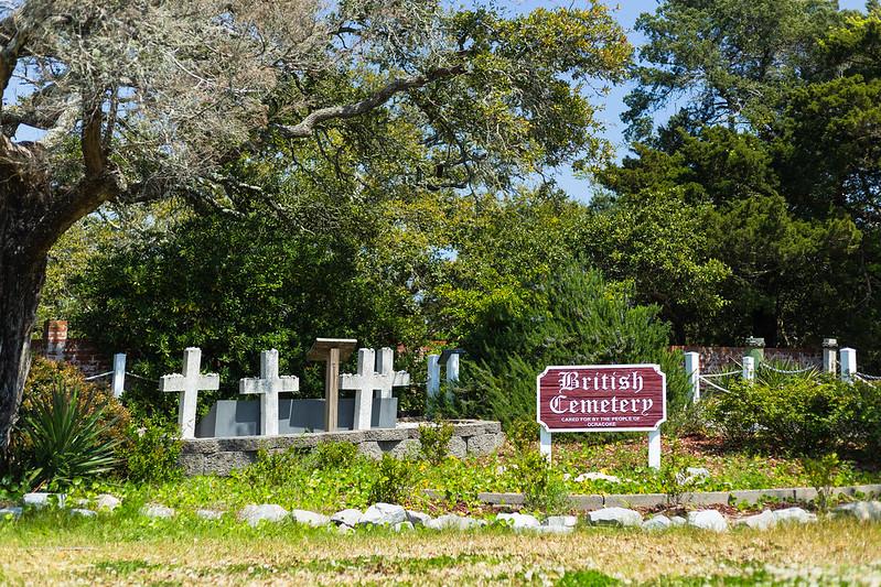 Ocracoke British Cemetery