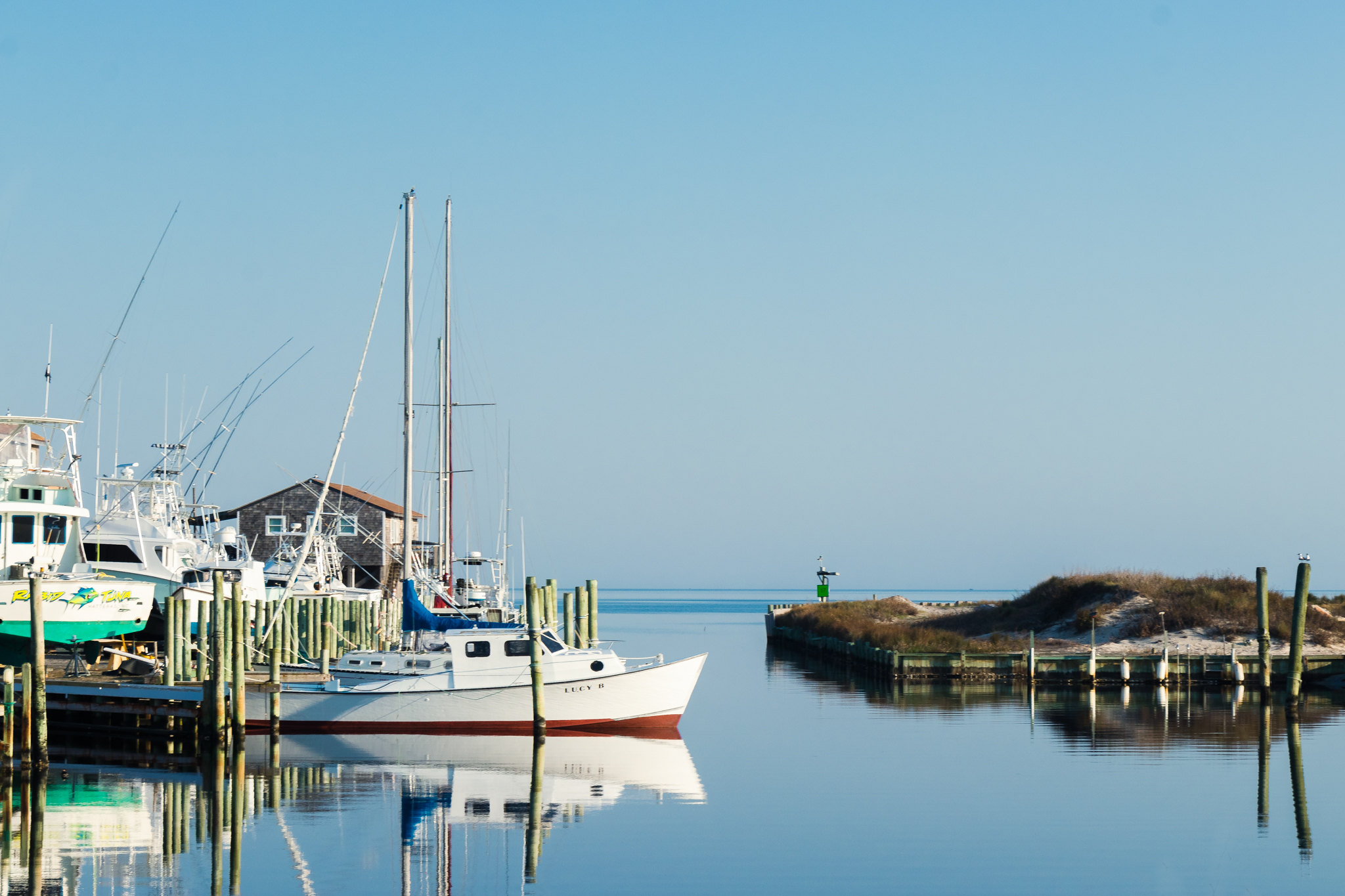 Take a Day Trip to Ocracoke Island