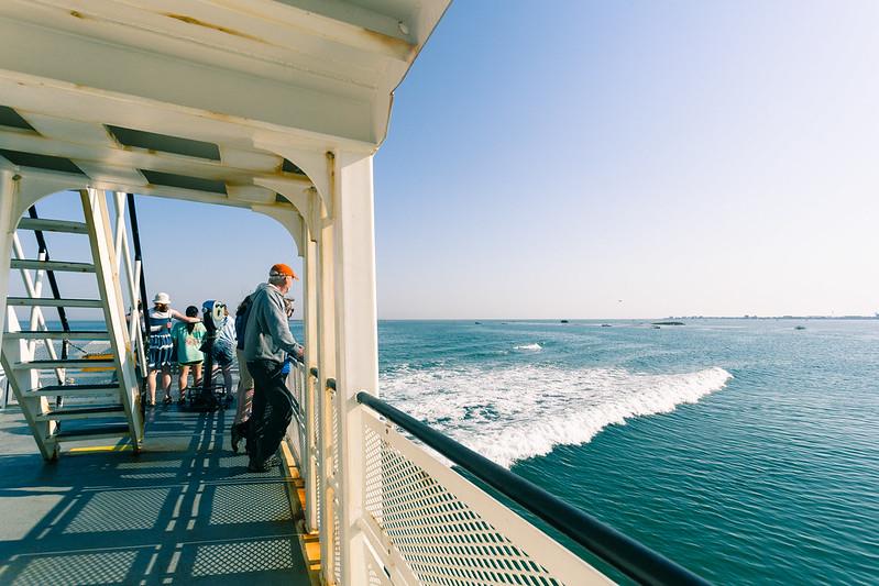 ocracoke ferry